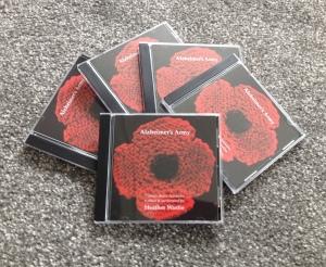 Alzheimer's Army CDs