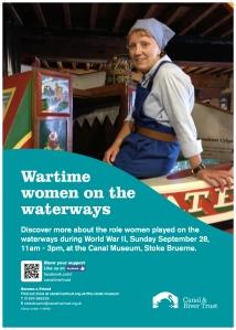 Idle Women Stoke Bruerne poster