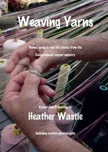 Weaving Yarns front cover
